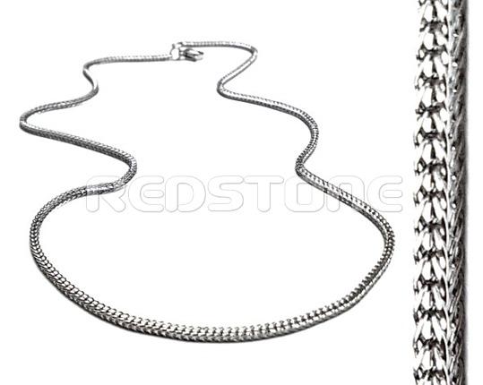 e5662e5c4 Ocelový řetízek SN1653X - Řetízky z chirurgické oceli - REDSTONE -