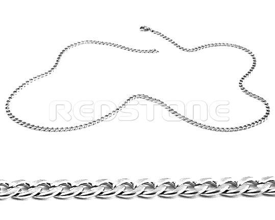 e22831078 Ocelový řetízek SN14768 - Řetízky z chirurgické oceli - REDSTONE -